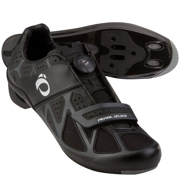 EAN-code: 0703051101909 Brand: PEARL IZUMI Product: SCHOENEN RACE MAAT 38 DAMES ZWART (Part-No: 1521400202738.0) at cycleXperience.nl