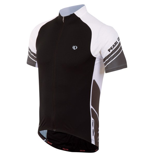 EAN-code: 0703051921194 Brand: PEARL IZUMI Product: SHIRT K.M. MAAT S ELITE ZWART/WIT (Part-No: 11121301065S) at cycleXperience.nl