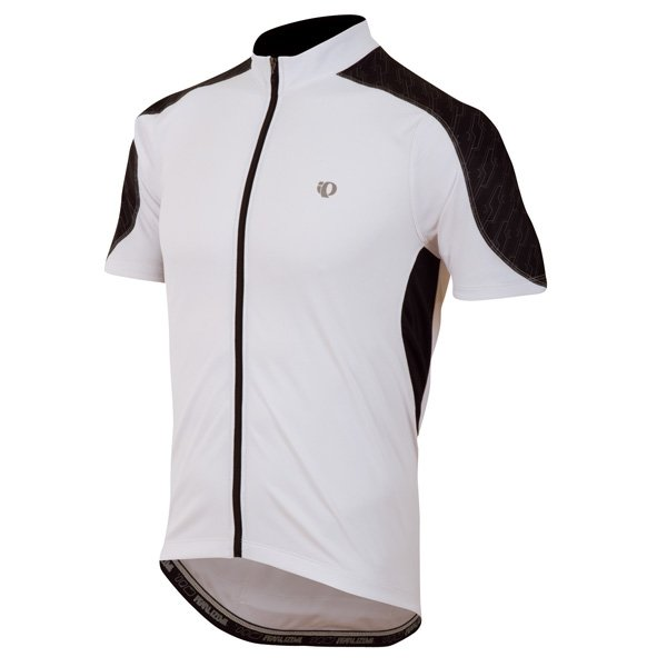 EAN-code: 0703051923532 Brand: PEARL IZUMI Product: ATTACK JERSEY MAAT M WIT/ZWART (Part-No: 11121316509M) at cycleXperience.nl