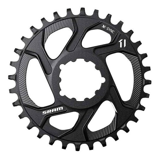EAN-code: 0710845765803 Brand: SRAM Product: KETTINGBLAD MTB 11SP 28/DIRECT XX1/X01 0MM OFF (Part-No: 702690) at cycleXperience.nl