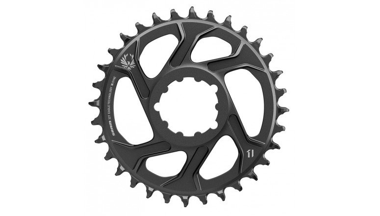EAN-code: 0710845808531 Brand: SRAM Product: KETTINGBLAD MTB 12SP 32/DIRECT GX EAGLE 3MM OFF. (Part-No: 711563) at cycleXperience.nl