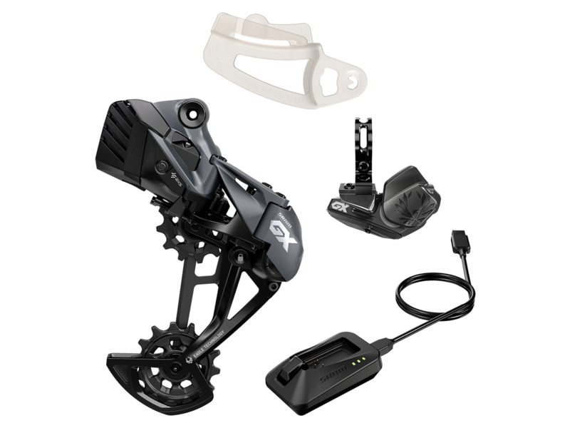 EAN-code: 0710845864353 Brand: SRAM Product: UPGRADE KIT GX EAGLE AXS 12SP (Part-No: 726394) at cycleXperience.nl