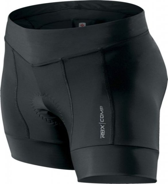 EAN-code: 0719676149110 Brand: SPECIALIZED Product: RBX COMP SHORTY WMN BLK S (Part-No: 642E-0652) at cycleXperience.nl