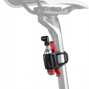 EAN-code: 0719676299969 Brand: SPECIALIZED Product: POMP CO2 MINI KIT 16G ZWART (Part-No: 47214-4150) at cycleXperience.nl