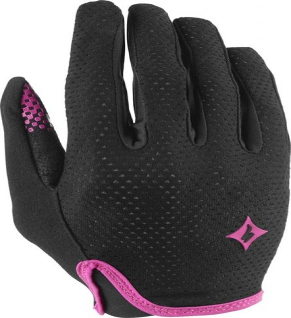 EAN-code: 0719676587516 Brand: SPECIALIZED Product: HANDSCHOEN ZOMER MAAT L GRAIL DAMES ZWART/ROZE (Part-No: 67115-1504) at cycleXperience.nl