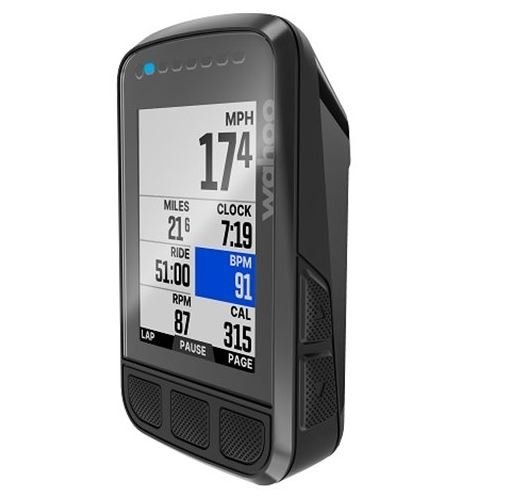 EAN-code: 0850010131146 Brand: WAHOO Product: FIETSNAVIGATIE ELEMNT BOLT V2 (Part-No: WFCC5) at cycleXperience.nl