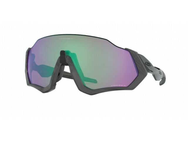 EAN-code: 0888392435026 Brand: OAKLEY Product: BRIL FLIGHT JACKET MATTE STEEL PRIZM ROAD JADE (Part-No: 0OO9401-94011537) at cycleXperience.nl
