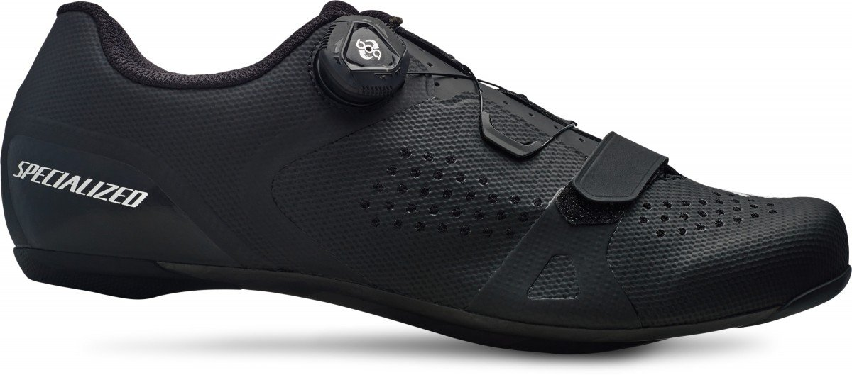 EAN-code: 0888818324101 Brand: SPECIALIZED Product: SCHOENEN RACE MAAT 40 TORCH 2.0 ZWART (Part-No: 61018-3140) at cycleXperience.nl