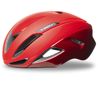 EAN-code: 0888818380251 Brand: SPECIALIZED Product: HELM MAAT S S-WORKS EVADE II ROOD (Part-No: 60918-1853) at cycleXperience.nl