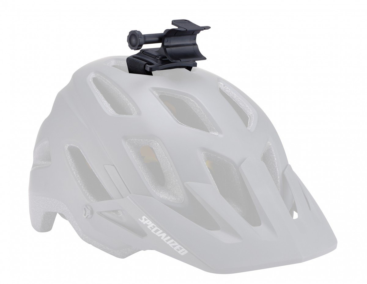 EAN-code: 0888818406562 Brand: SPECIALIZED Product: HELM MOUNT FLUX (Part-No: 49119-9220) at cycleXperience.nl