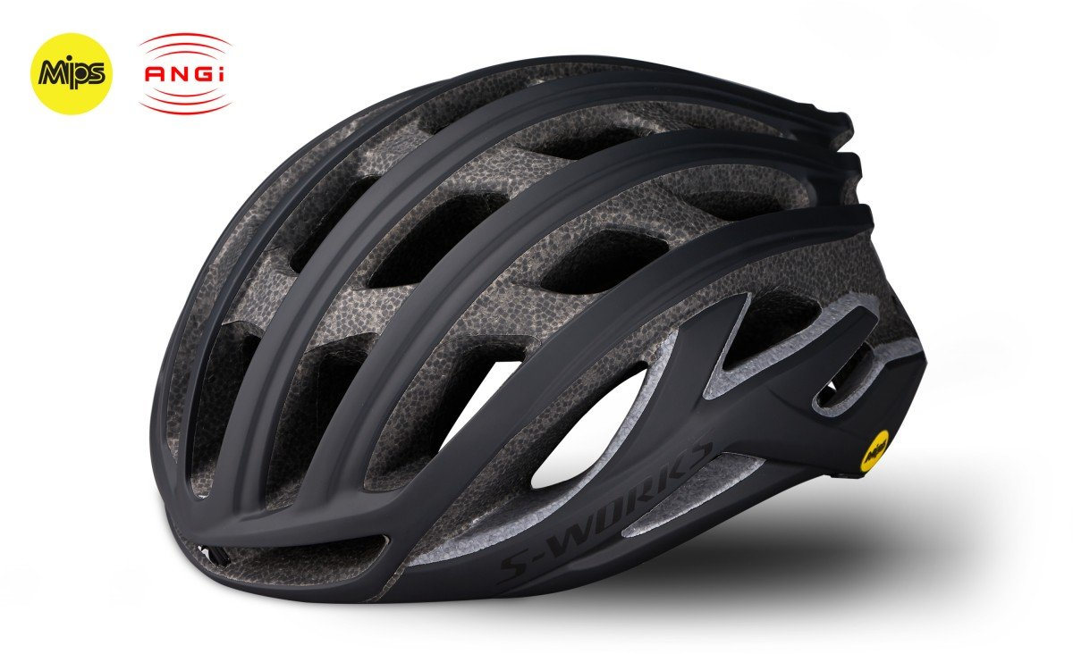 EAN-code: 0888818439072 Brand: SPECIALIZED Product: HELM MAAT M S-WORKS PREVAIL II ANGI MIPS MAT ZWART (Part-No: 60919-1023) at cycleXperience.nl