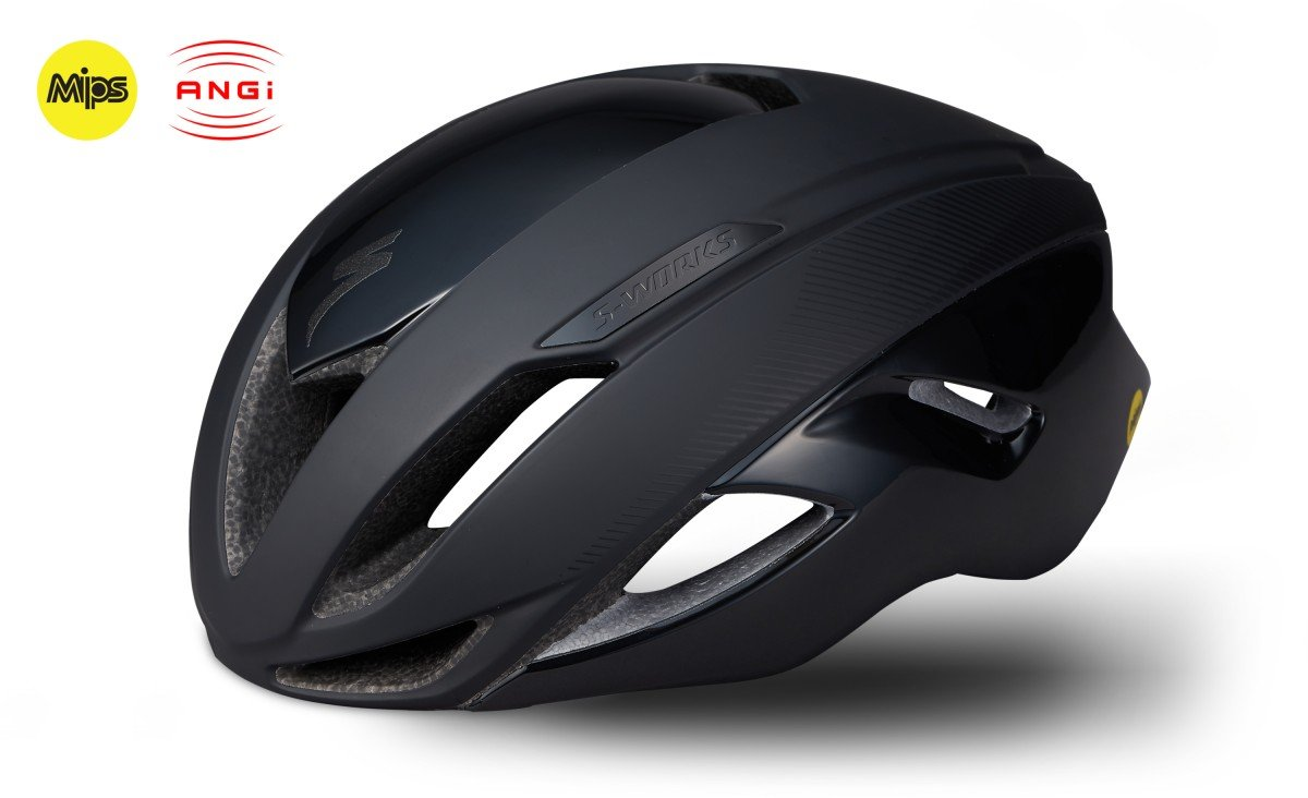 EAN-code: 0888818454884 Brand: SPECIALIZED Product: HELM MAAT M S-WORKS EVADE II ANGI MIPS ZWART (Part-No: 60719-1033) at cycleXperience.nl