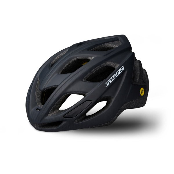 EAN-code: 0888818463367 Brand: SPECIALIZED Product: HELM MAAT M/L CHAMONIX ZWART (Part-No: 60819-1433) at cycleXperience.nl