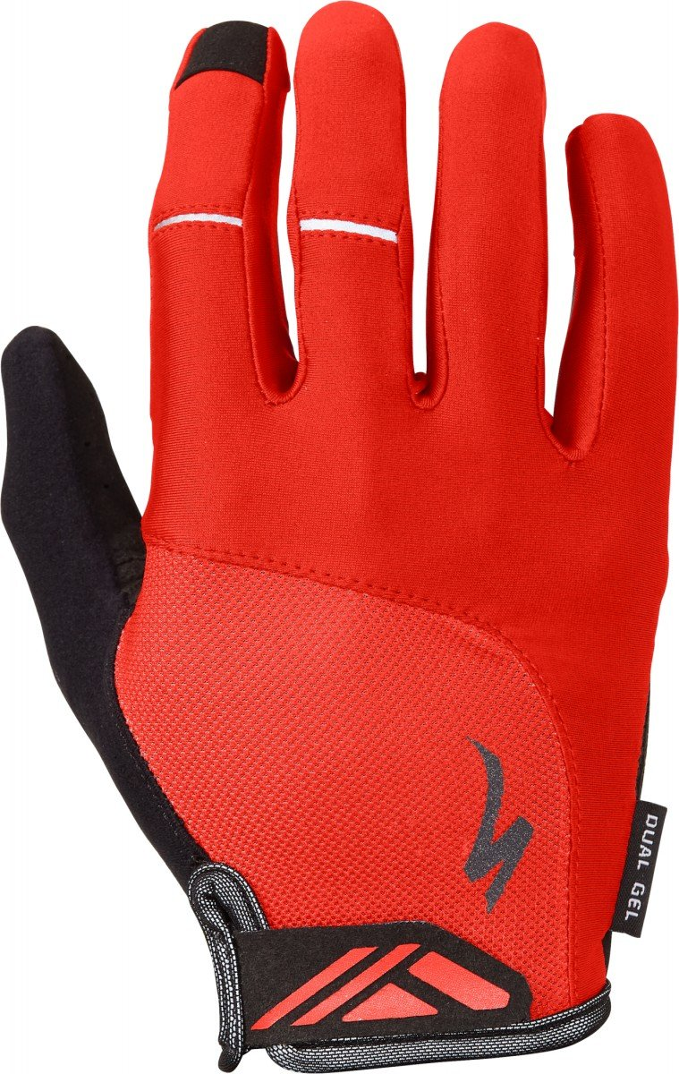 EAN-code: 0888818471768 Brand: SPECIALIZED Product: HANDSCHOENEN ZOMER LANGE VINGER MAAT XXL BG DUAL GEL ROOD (Part-No: 67119-1026) at cycleXperience.nl