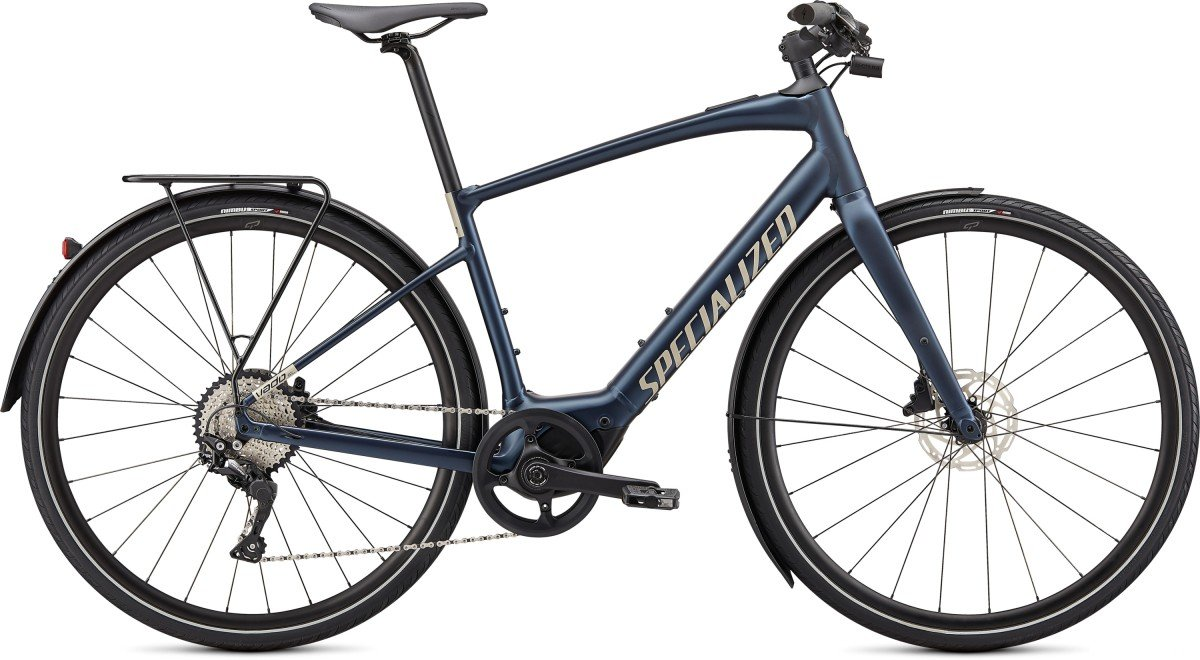 EAN-code: 0888818533374 Product: SPECIALIZED VADO SL 4.0 EQ, NAVY / WHITE MOUNTAINS REFLECTIVE (Part-No: 93920-5405) at cycleXperience.nl