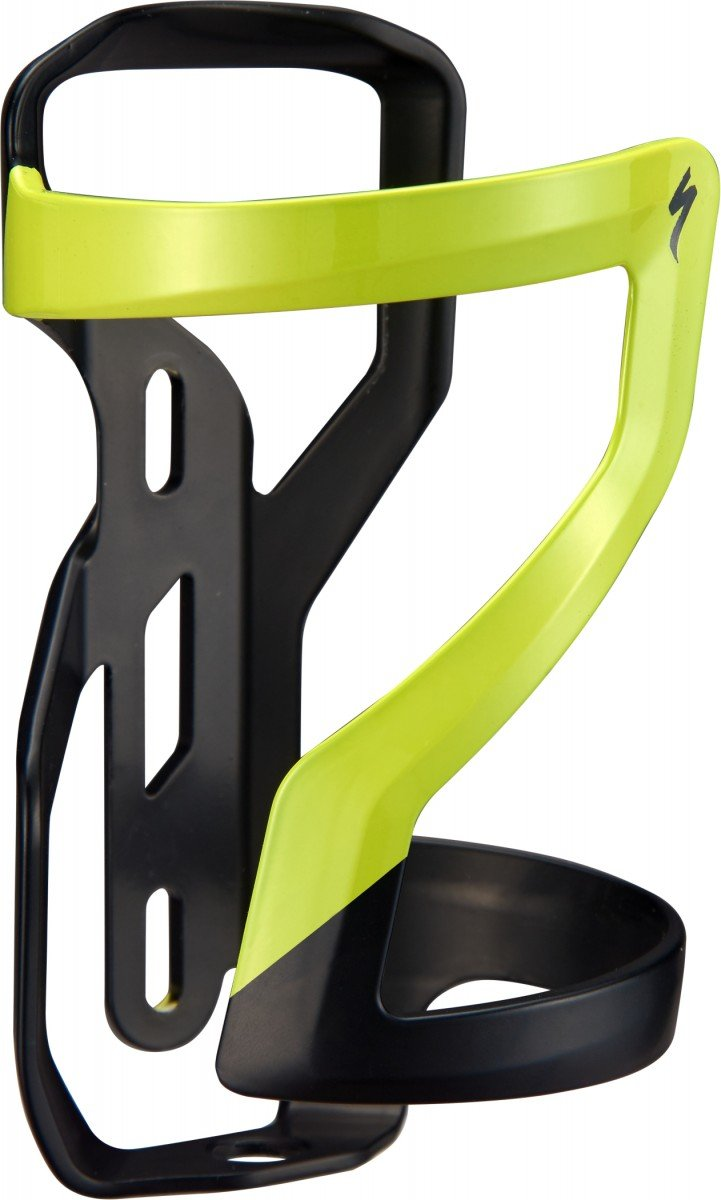 EAN-code: 0888818539055 Brand: SPECIALIZED Product: BIDONHOUDER ZEE CAGE II RIGHT MAT ZWART/HYPER (Part-No: 43020-2116) at cycleXperience.nl