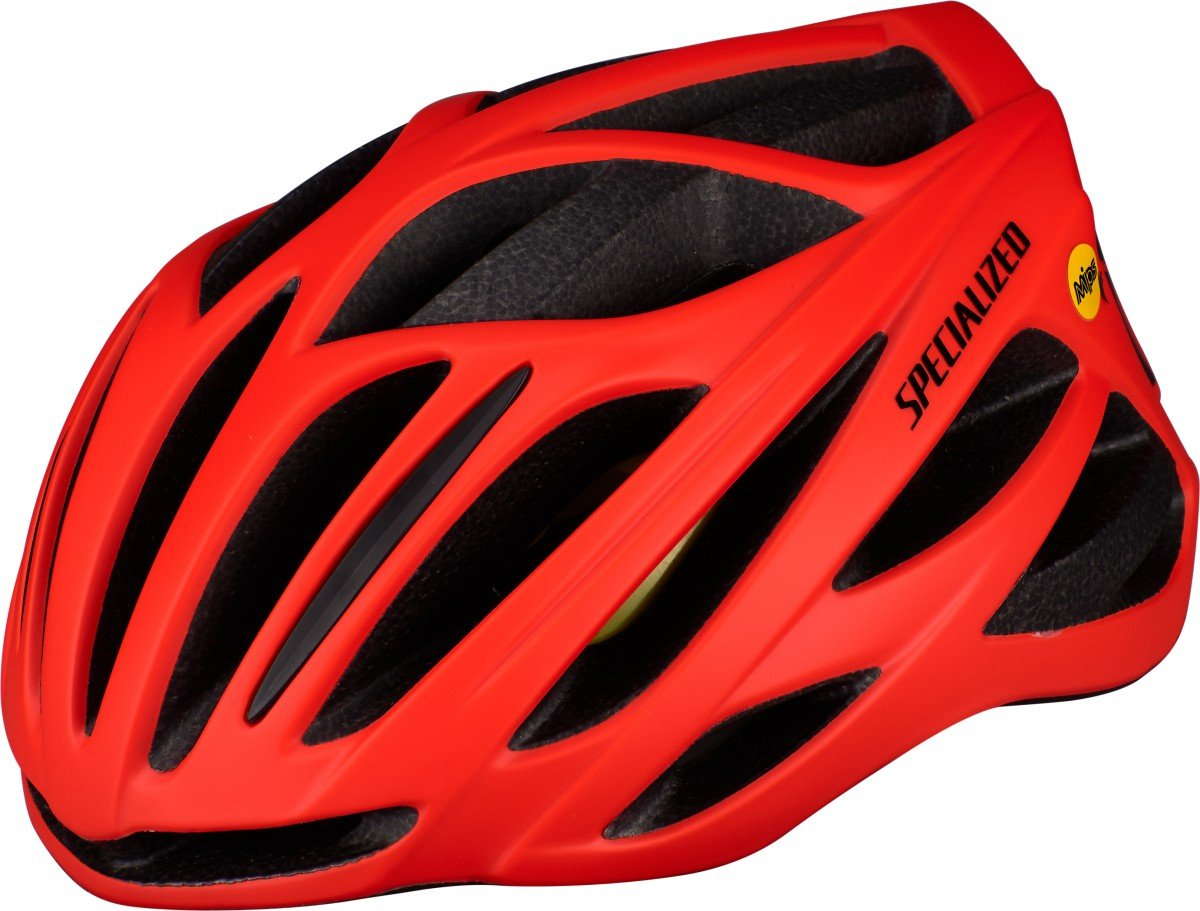 EAN-code: 0888818565658 Brand: SPECIALIZED Product: HELM MAAT S ECHELON II MIPS ROCKET RED (Part-No: 60120-1432) at cycleXperience.nl