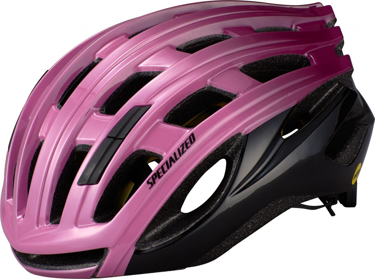 EAN-code: 0888818567102 Brand: SPECIALIZED Product: HELM MAAT M PROPERO 3 ANGI MIPS CAST BERRY/DUSTY LILAC (Part-No: 60120-1213) at cycleXperience.nl