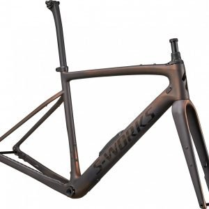 EAN-code: 0888818615810 Product: SPECIALIZED S-WORKS DIVERGE FRAMESET, SATIN CARBON/COLOR RUN PEARL/CHROME/CLEAN (Part-No: 75420-0258) at cycleXperience.nl