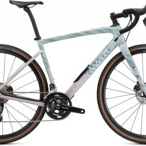 EAN-code: 0888818616237 Product: SPECIALIZED DIVERGE COMP CARBON, GLOSS ICE BLUE / CLAY / CAST UMBER / CHROME / WILD (Part-No: 96220-5058) at cycleXperience.nl
