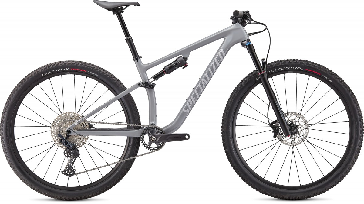 EAN-code: 0888818618330 Product: SPECIALIZED EPIC EVO, GLOSS COOL GREY / DOVE GREY (Part-No: 94821-7103) at cycleXperience.nl