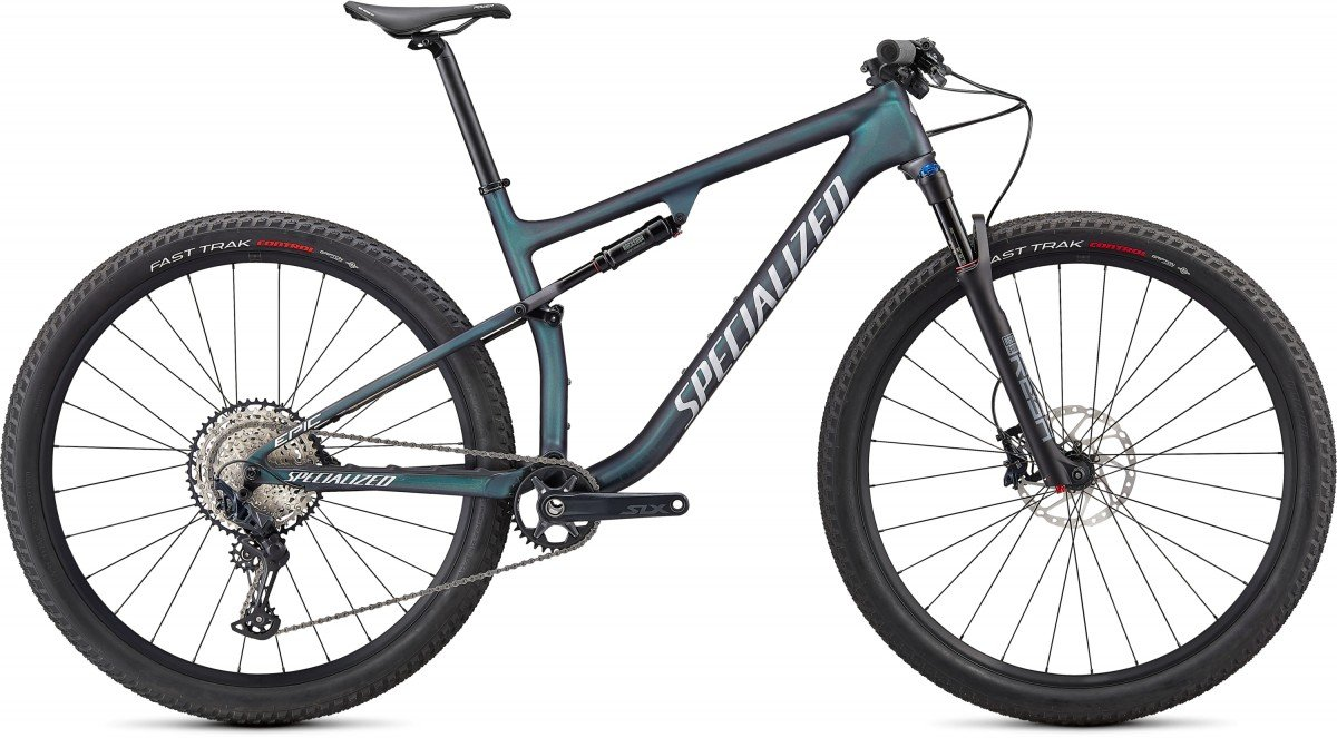 EAN-code: 0888818618361 Product: SPECIALIZED EPIC COMP, SATIN CARBON / OIL CHAMELEON / FLAKE SILVER (Part-No: 97620-5102) at cycleXperience.nl