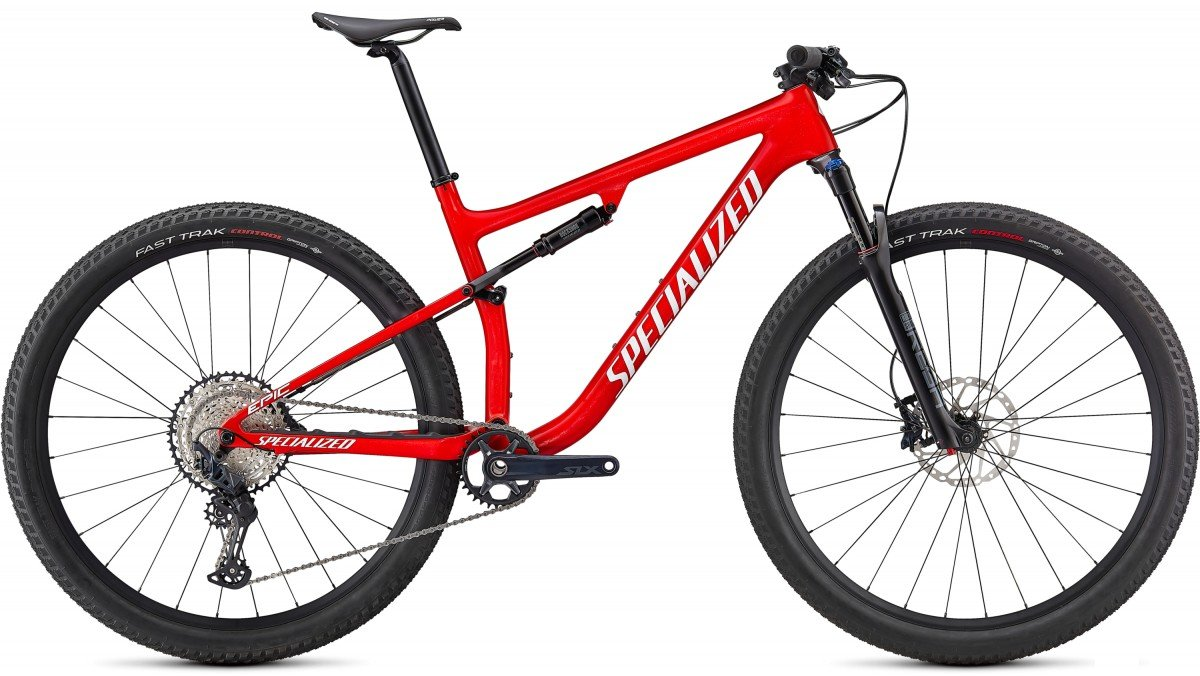 EAN-code: 0888818618446 Product: SPECIALIZED EPIC COMP, GLOSS FLO RED / RED GHOST PEARL / METALLIC WHITE S (Part-No: 97620-5002) at cycleXperience.nl