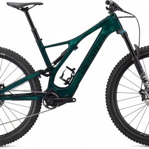 EAN-code: 0888818648405 Product: SPECIALIZED LEVO SL COMP CARBON, GREEN TINT CARBON / BLACK (Part-No: 96821-5303) at cycleXperience.nl