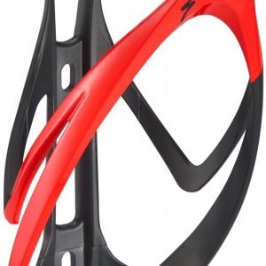 EAN-code: 0888818665709 Brand: SPECIALIZED Product: BIDONHOUDER RIB CAGE II MAT ZWART/ROOD (Part-No: 43021-1001) at cycleXperience.nl