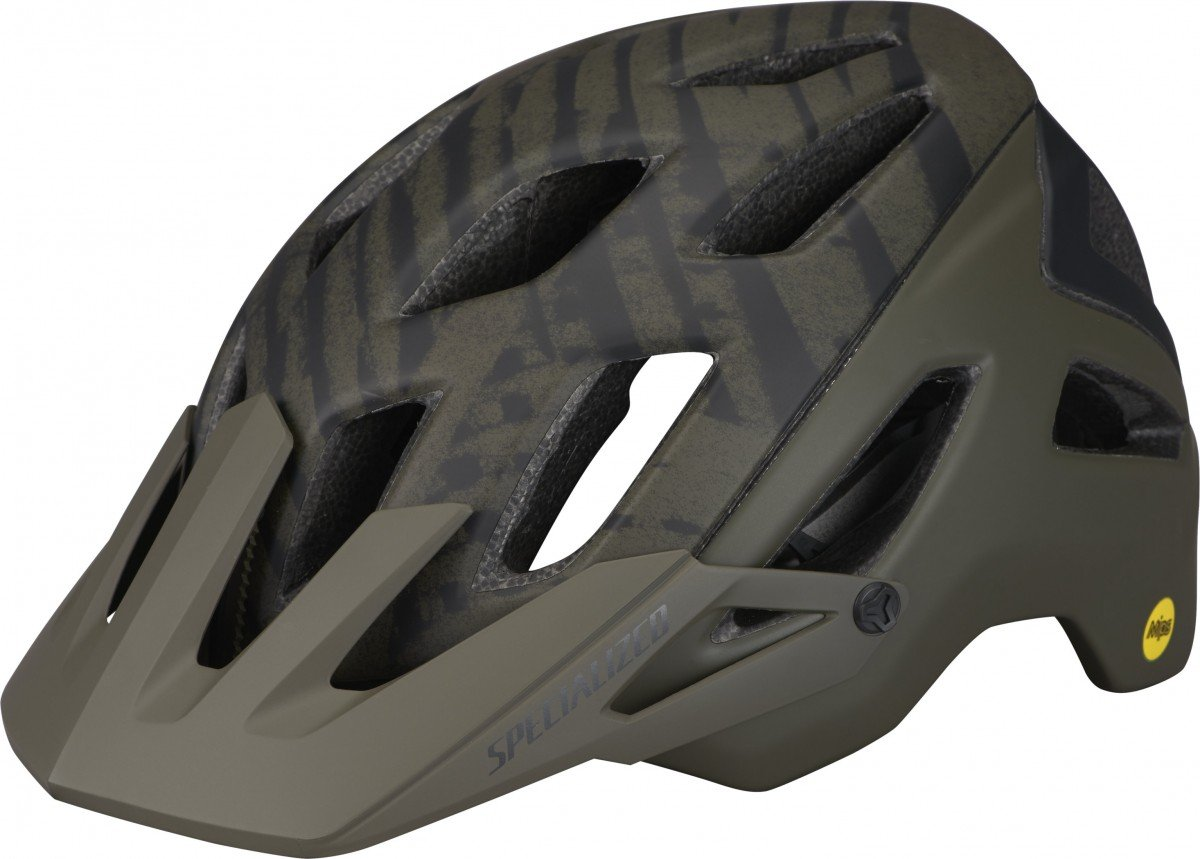 EAN-code: 0888818668311 Brand: SPECIALIZED Product: HELM MAAT M AMBUSH ANGI MIPS OAK GREEN WILD (Part-No: 60221-1383) at cycleXperience.nl