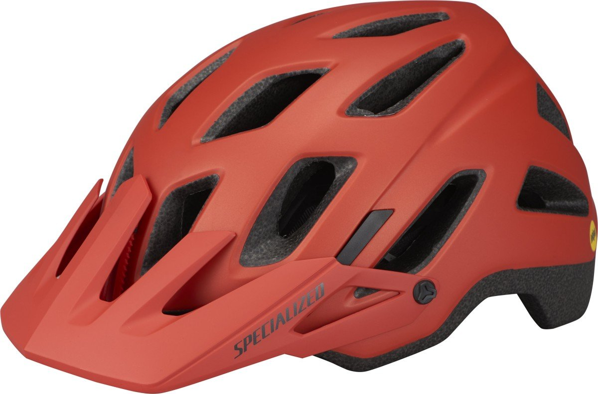 EAN-code: 0888818668335 Brand: SPECIALIZED Product: HELM MAAT L AMBUSH COMP ANGI MIPS SATIN REDWOOD (Part-No: 60221-1414) at cycleXperience.nl