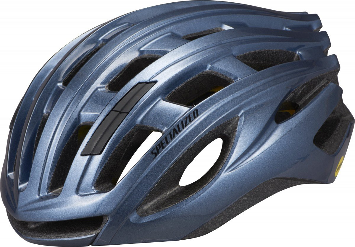 EAN-code: 0888818669431 Brand: SPECIALIZED Product: HELM MAAT M PROPERO 3 ANGI MIPS GLOSS CAST BLUE METALLIC (Part-No: 60121-1223) at cycleXperience.nl