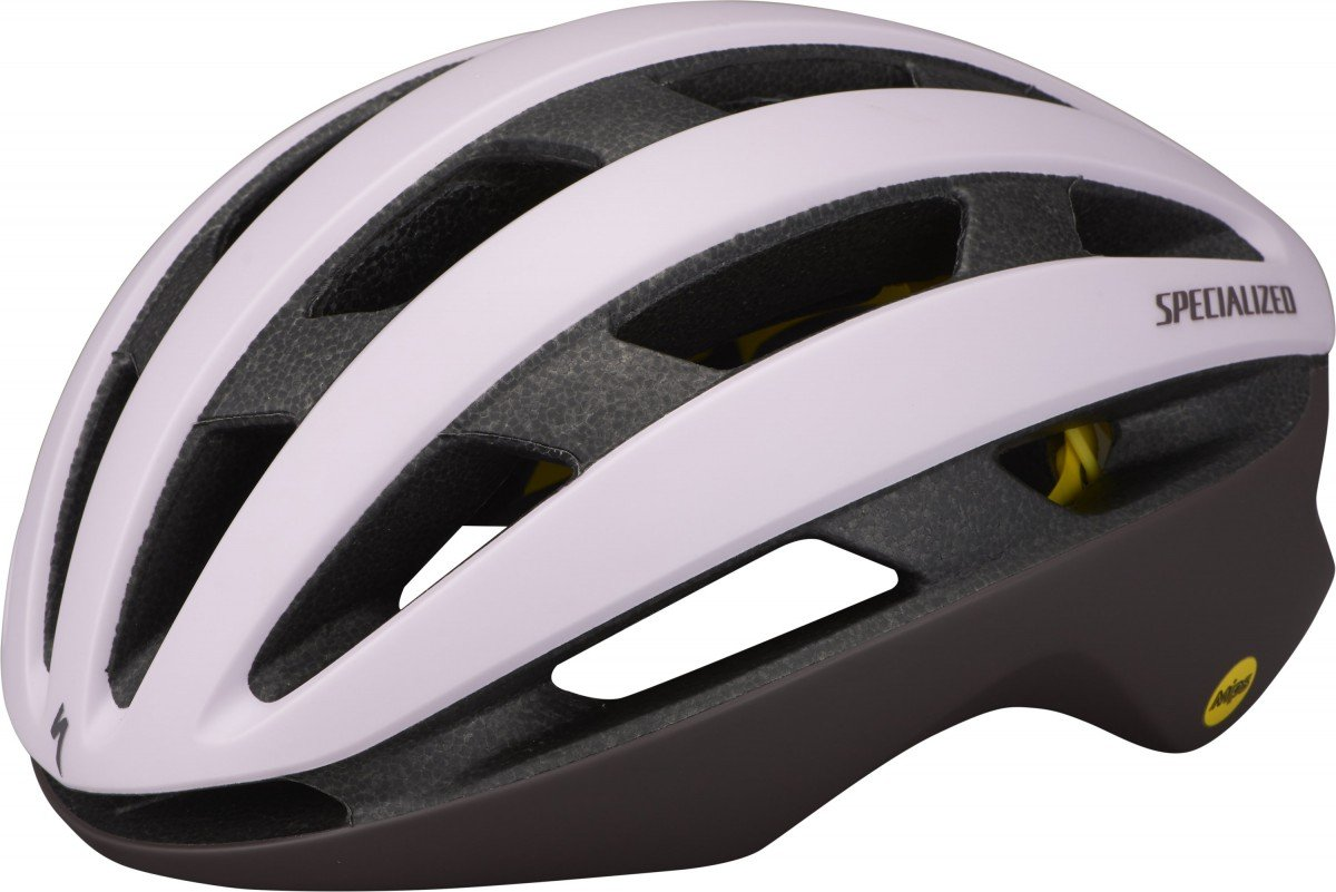 EAN-code: 0888818670581 Brand: SPECIALIZED Product: HELM MAAT S AIRNET MIPS SATIN CAST UMBER/CLAY (Part-No: 60121-1612) at cycleXperience.nl