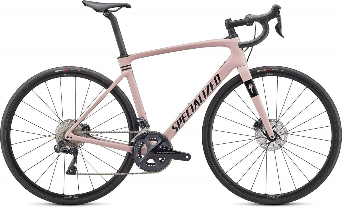 EAN-code: 0888818677252 Product: SPECIALIZED ROUBAIX COMP ULTEGRA, GLOSS BLUSH / BLACK (Part-No: 94421-3054) at cycleXperience.nl