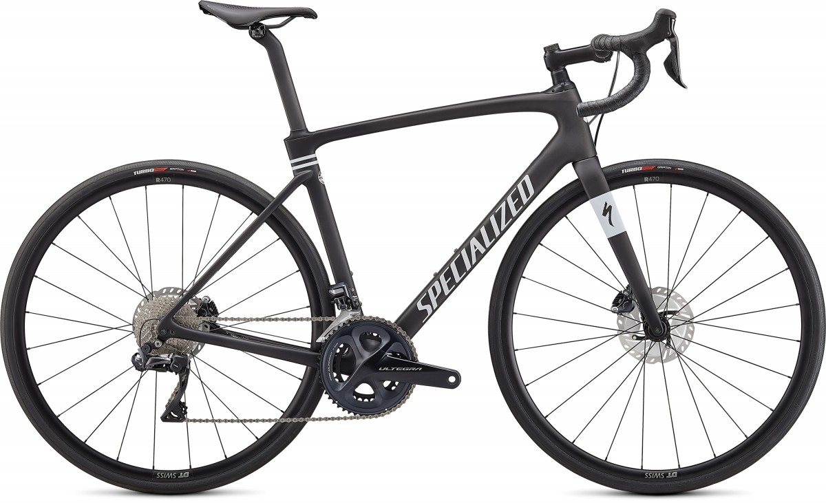EAN-code: 0888818677351 Product: SPECIALIZED ROUBAIX EXPERT, SATIN CARBON / WHITE (Part-No: 94421-3158) at cycleXperience.nl