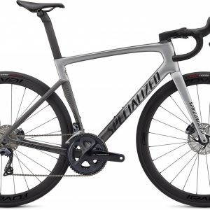 EAN-code: 0888818696758 Product: SPECIALIZED TARMAC SL7 EXPERT, LIGHT SILVER / SMOKE FADE / BLACK (Part-No: 94920-3556) at cycleXperience.nl