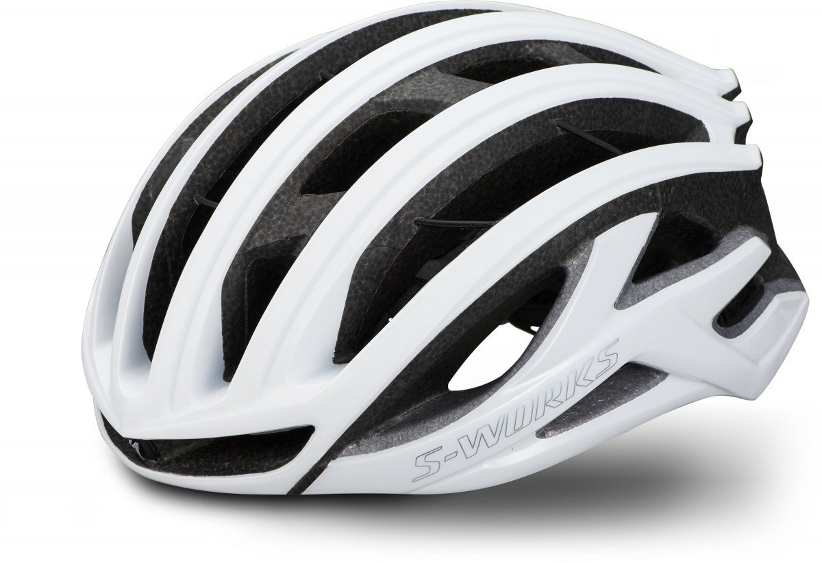EAN-code: 0888818745241 Brand: SPECIALIZED Product: HELM MAAT M S-WORKS PREVAIL II VENT ANGI MIPS WIT (Part-No: 60921-1123) at cycleXperience.nl