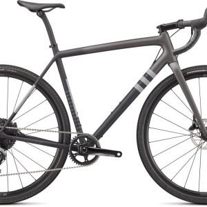 EAN-code: 0888818771110 Product: SPECIALIZED CRUX COMP, SATIN SMOKE/BLACK/COOL GREY (Part-No: 91422-5156) at cycleXperience.nl