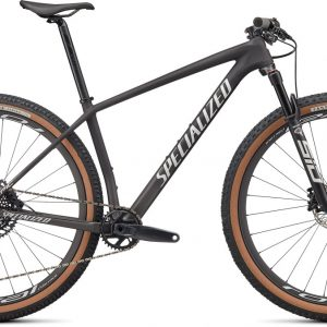 EAN-code: 0888818772780 Product: SPECIALIZED EPIC HARDTAIL EXPERT, SATIN CARBON / SMOKE GRAVITY FADE / WHITE (Part-No: 91322-3004) at cycleXperience.nl