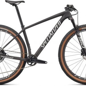 EAN-code: 0888818773398 Product: SPECIALIZED EPIC HARDTAIL EXPERT, SATIN CARBON / SMOKE GRAVITY FADE / WHITE (Part-No: 91322-3003) at cycleXperience.nl