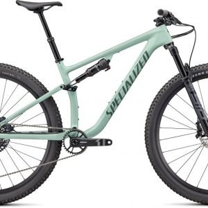 EAN-code: 0888818773787 Product: SPECIALIZED EPIC EVO COMP, GLOSS CA WHITE SAGE / SAGE GREEN (Part-No: 94822-5003) at cycleXperience.nl