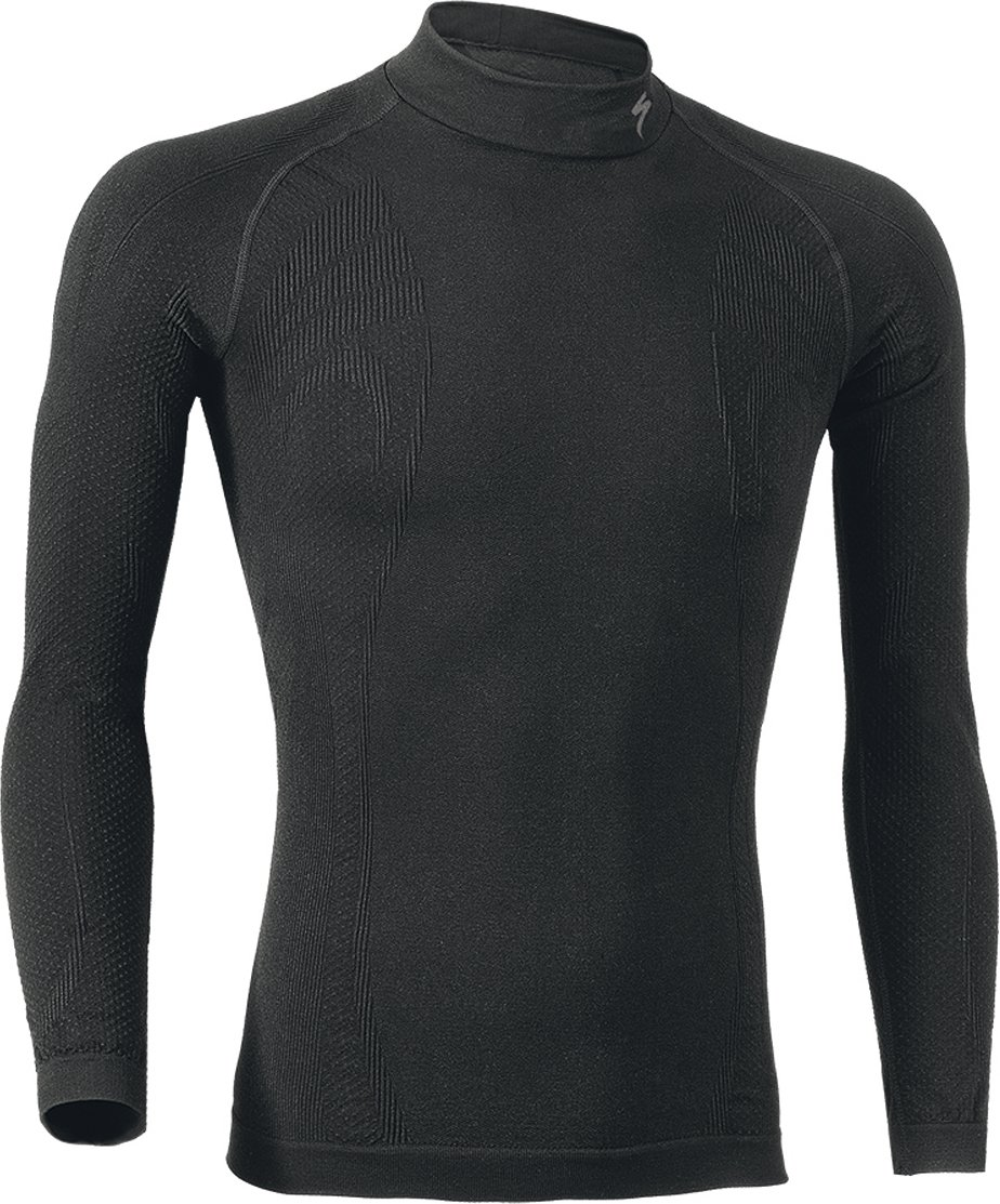 EAN-code: 1000000403091 Brand: SPECIALIZED Product: SHIRT L.M MAAT M/L NAADLOOS ZWART (Part-No: 644-60993) at cycleXperience.nl