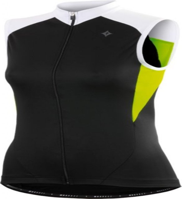 EAN-code: 1000000428070 Brand: SPECIALIZED Product: SHIRT Z.M. MAAT L ROUBAIX SPORT DAMES ZWART/GROEN (Part-No: 644-63714) at cycleXperience.nl