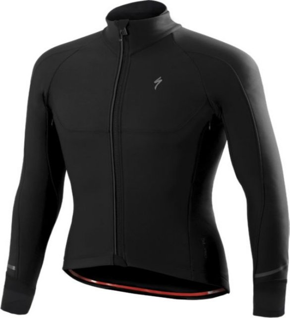 EAN-code: 1000000506655 Brand: SPECIALIZED Product: WINTERJACKET MAAT L ELEMENT SL PRO ZWART (Part-No: 644-65274) at cycleXperience.nl