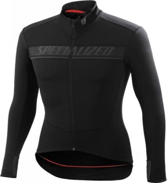 EAN-code: 1000000517453 Brand: SPECIALIZED Product: WINTERJACKET MAAT XXL ELEMENT SL ZWART (Part-No: 644-65446) at cycleXperience.nl