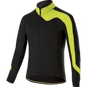 EAN-code: 1000000716191 Brand: SPECIALIZED Product: WINTERJACKET MAAT XL ELEMENT ROUBAIX COMP ZWART/GEEL (Part-No: 644-71245) at cycleXperience.nl