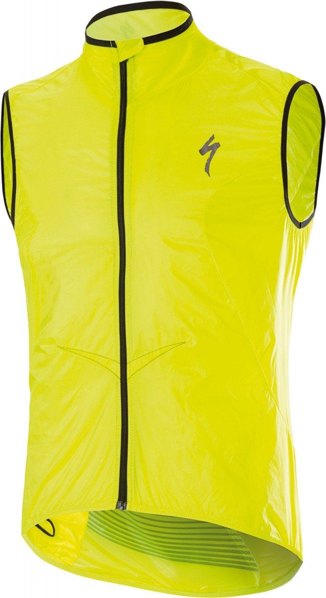 EAN-code: 1000000728408 Brand: SPECIALIZED Product: WINDVEST MAAT M DEFLECT COMP NEON YELLOW (Part-No: 644-72373) at cycleXperience.nl
