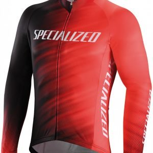 EAN-code: 1000001305219 Brand: SPECIALIZED Product: SHIRT L.M. MAAT M ROUBAIX COMP ZWART/ROOD (Part-No: 644-83563) at cycleXperience.nl