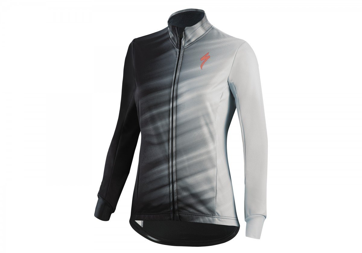EAN-code: 1000001420783 Brand: SPECIALIZED Product: SHIRT L.M. MAAT L ELEMENT ROUBAIX COMP DAMES GRIJS/ZWART (Part-No: 644-85994) at cycleXperience.nl