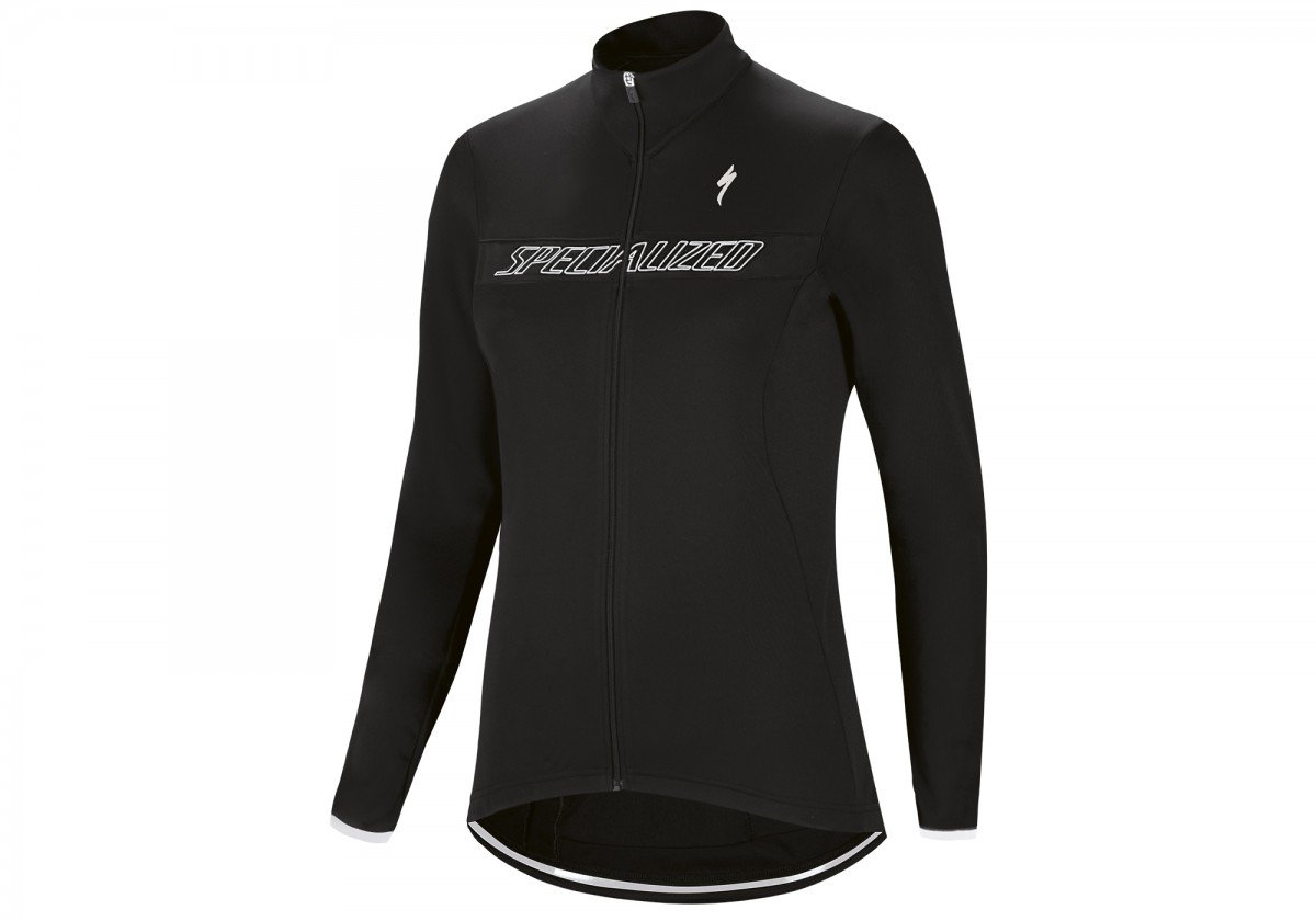 EAN-code: 1000001434155 Brand: SPECIALIZED Product: SHIRT L.M MAAT M ROUBAIX SPORT DAMES ZWART/WIT (Part-No: 644-86133) at cycleXperience.nl